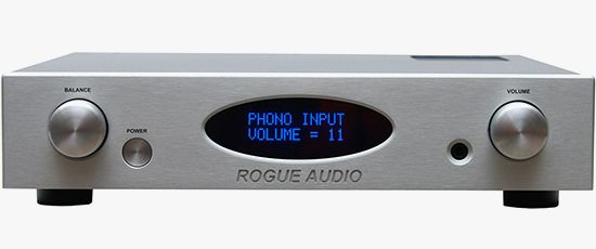 New Rogue Audio RP-1 tube preamplifier