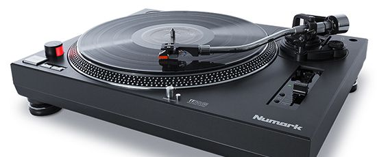 Numark announces TT250USB turntable at DJ Expo