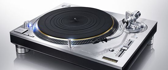 Panasonic revealed the new Technics SL-1200G turntable