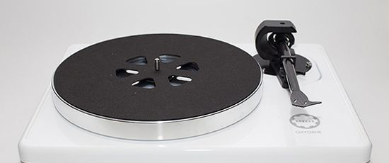 Roksan announces Oxygene 30 turntable