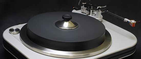Spiral Groove unveiled its new SG1.2 turntable